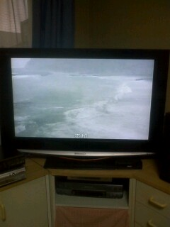 台風、さらに接近中